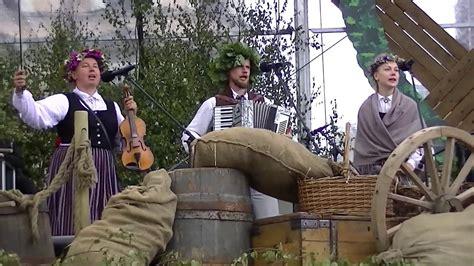 Spēlē KOKLE - Līgo Rīga 2018 - YouTube