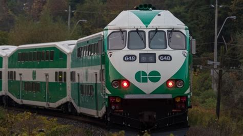 Metrolinx Approves 3% Fare Hike On Go Transit, Up Express
