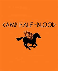 """""""Camp Half-Blood"""" Posters by dellycartwright Redbubble"""