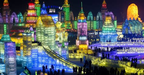 Harbin And Snow Festival Picture by China S Harbin International And Snow Festival