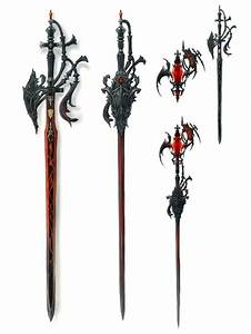 Red Mage Rapier from Final Fantasy XIV: Stormblood ...