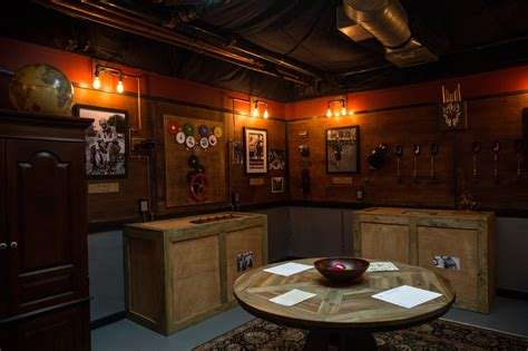 kitchen design program for the adventure of escape rooms