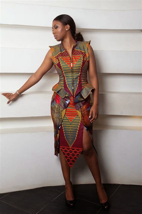 amazing look book by ghanaian label stylista gh entitled