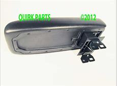 20012003 Ford Ranger Black Center Full Floor Console Arm