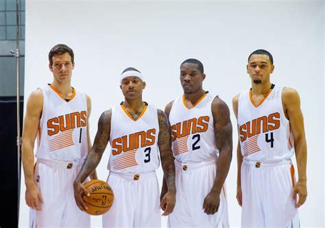 Баскетбольный клуб финикс санс (phoenix suns) год основания: Phoenix Suns 2014-15 NBA Preview - Page 2