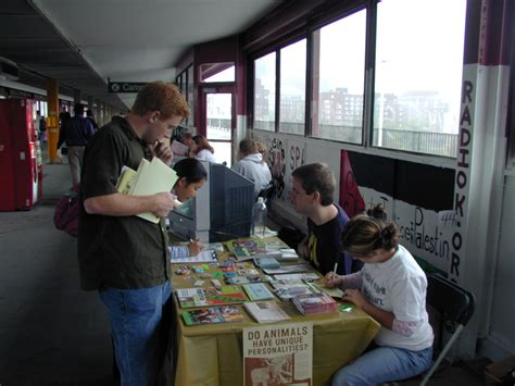 Tabling - Compassionate Action for Animals
