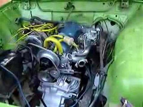 renault 4 engine renault 4 c1e engine started youtube