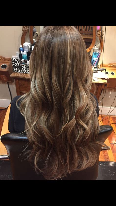 Vs Brown Hair Color by 1000 Ideas About Light Brown Hair On Hair