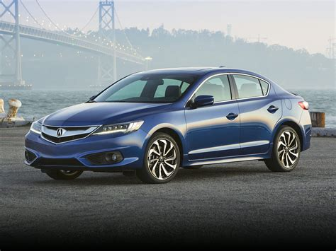 New 2018 Acura Ilx  Price, Photos, Reviews, Safety