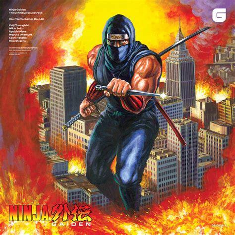 Ninja Gaiden The Definitive Soundtrack Vol 1 2