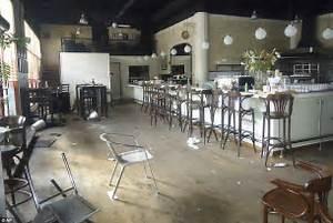 First pictures of cafe and shops inside Kenyan massacre ...