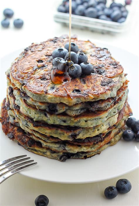 cottage cheese pancakes blueberry cottage cheese pancakes baker by nature
