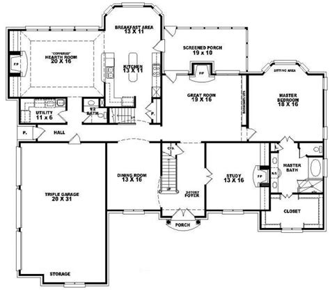 inspirational  bedroom  bonus room house plans  home plans design