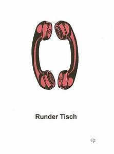 Runder tisch by erwin pischel politics cartoon toonpool for Runder tisch