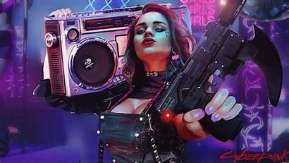 Cyberpunk 2077 4k Cosplay Wallpapers Hdwallpapers Ultra
