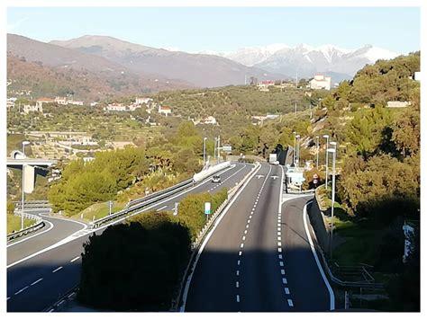 autostrada dei fiori imperia imperia i cantieri sull autostrada dei fiori da luned 236 14
