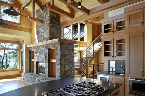 the kitchen orcas island orcas island residence 6067