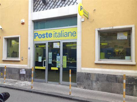 Ufficio Postale Catania by Rapina All Ufficio Postale Malviventi Armati Di Coltello