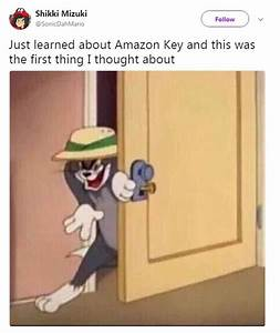 Twitter Users Mock Amazon Key Delivery Service Daily