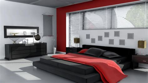 Amazing Of Perfect Beautiful Red Bedrooms On Bedroom With