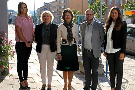 bureau princesse princess madeleine visits ersta child rights bureau with