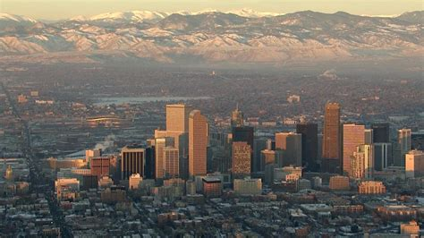 Of Denver by Denver S Population Continues To Climb 171 Cbs Denver