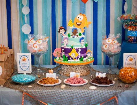 bubble guppies birthday party invitations  printable