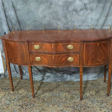 Henkel Harris Sideboard by Henkel Harris Mahogany Sideboard Buffet Casey And Gram