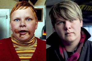 See The 'Charlie and the Chocolate Factory' Kids Then & Now