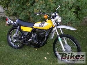 Yamaha Dt 400