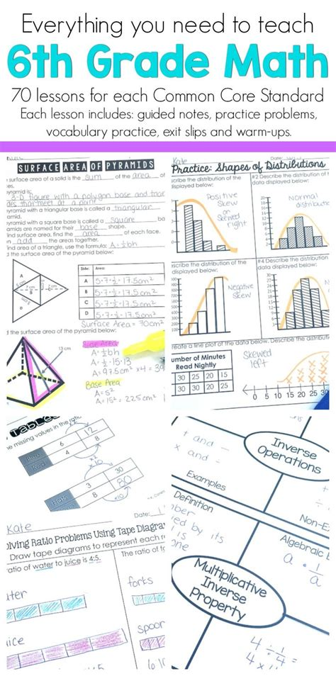6th Grade Math Notes Example Problems  Runde S Room Collaborative Problem Solving In Math7th