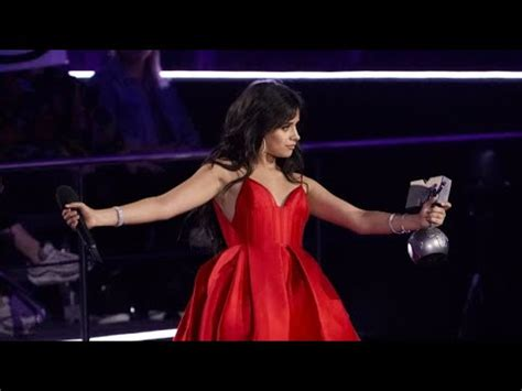 Camila Cabello Raumt Vier Mtv Europe Music Awards