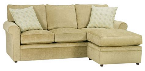 Apartment Sofa With Chaise by Apartment Size Rolled Arm Sectional Sofa With Reversible