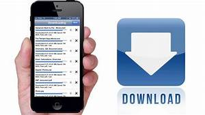 how to download any file type on iphone 5 4s 4 3g 3gs With documents 5 iphone download