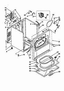 Electric Dryer Kenmore Dryer Wiring Diagram