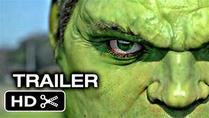 The Incredible Hulk 2 - Movie Trailer (2017) HD Mark ...
