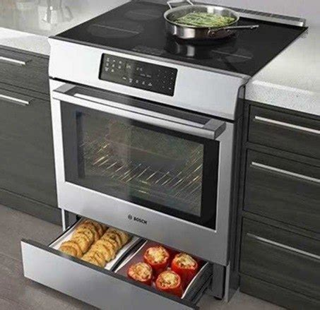 bosch  seriesbenchmark induction range review