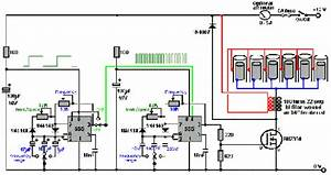 Pulse Motor Generator Schematic