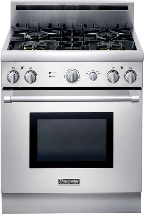 thermador gas cooktop thermador prg304eh 30 inch pro style all gas range with 4