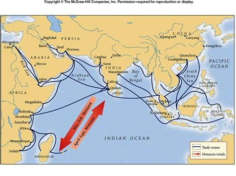 ibn battuta indian ocean trade routes