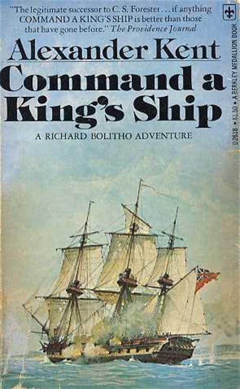 Command a King's Ship by Alexander Kent FictionDB