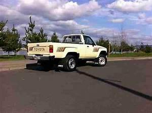 Buy Used 1988 Toyota 4x4 Sr5 Pickup Truck
