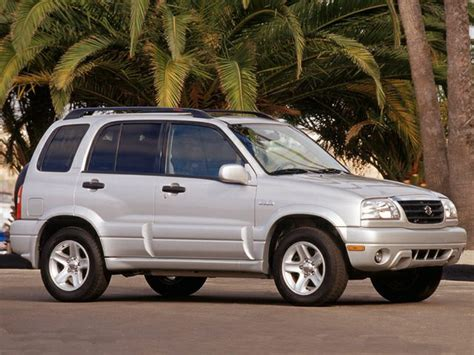 2002 Suzuki Vitara by 2002 Suzuki Grand Vitara Information