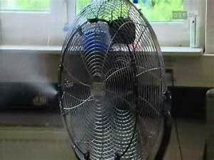 Klimaanlage Selber Bauen : nebeldusche die spr hnebel klimaanlage f r aussenbereiche youtube ~ Eleganceandgraceweddings.com Haus und Dekorationen