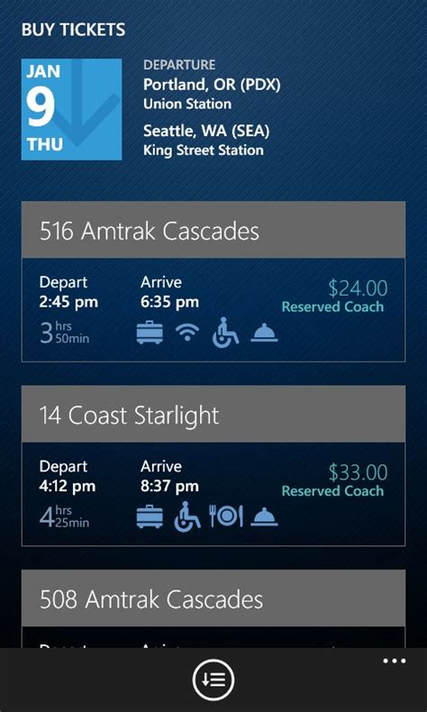 amtrak reservations phone number take to the rails with the amtrak app us