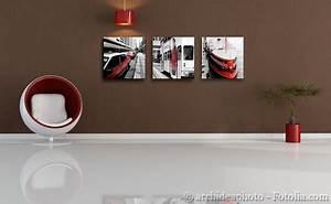 Toile Deco Salon : tableau deco urbain ~ Teatrodelosmanantiales.com Idées de Décoration