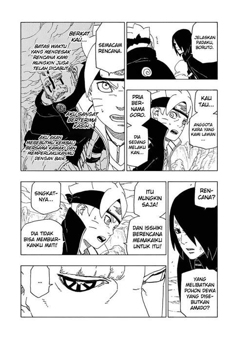 Naruto next generations ditulis oleh ukyō kodachi dan diilustrasikan oleh mikio ikemoto. Baca Komik Boruto Chapter 55 Sub Indonesia Mangaku / Komik ...