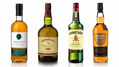 Whiskey Irish Scottish Drink Whiskeys Bottles Popularity