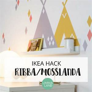 57 Besten IKEA HACK RIBBA MOSSLANDA Bilderleiste
