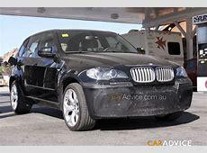 BMW TwinTurbo V8 X5 begins testing Photos 1 of 8